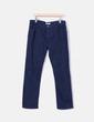 Pantalon bleu marine droit G-Smack