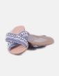 Sandalia azul strass Primark
