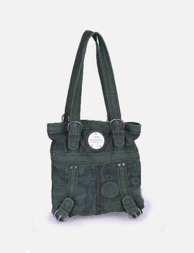 Bolso shoulder verde Diesel