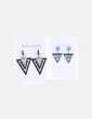 Pack pendientes triángulo Fashion Jewerly