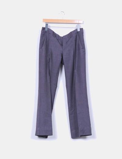 Pantalón gris Vero Moda
