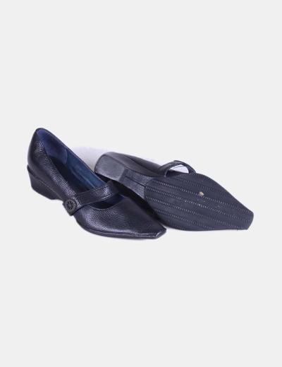 Zapatos negro cuna