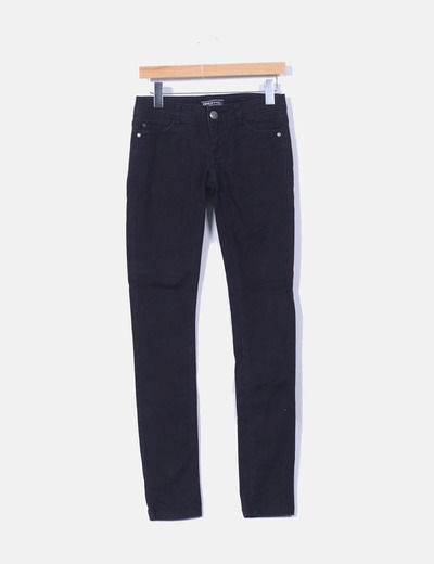 Pantalón denim negro ONLY