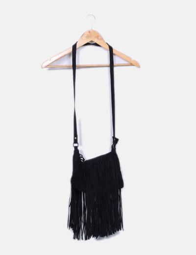 67 Noir Franges Sac Zara Rrtdqv Micolet Mini Réduction rBQdxeECoW