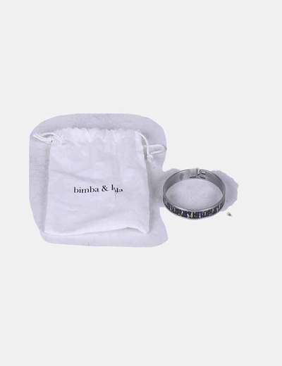 Bracelet imprimé animal Bimba&Lola