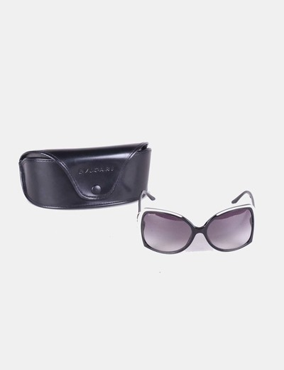 Gafas de sol montura bicolor Bvlgari