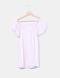 Blusa rosa palo jaspeada NoName