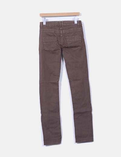 Jeans marron