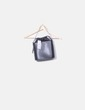 Black bag style candy box with chain Stradivarius