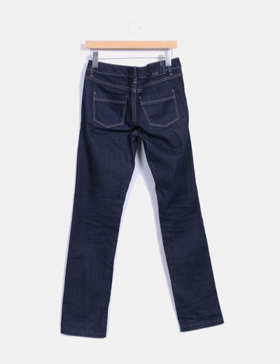 Jeans vaquero oscuro