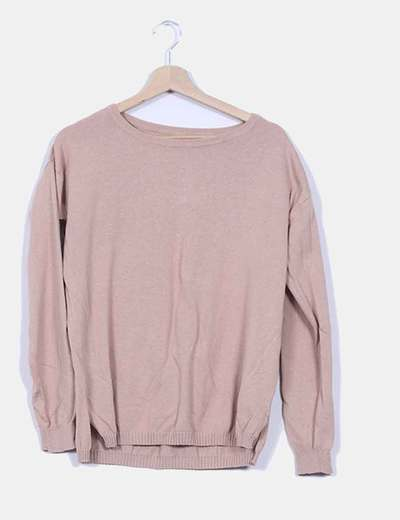 Jersey color quisquilla Pull&Bear