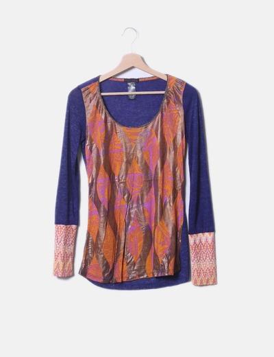 shirt Da Custo T Barcelona Top Donna 0knPNwX8O