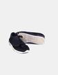 Chaussures noires de sport à lacets Pull&Bear
