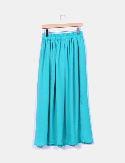 Mxi falda verde
