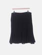 Falda negro con volante NoName