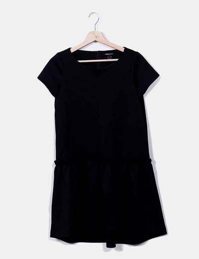 422812d35076 Suiteblanco Fliegendes schwarzes Kleid (Rabatt 86 %) - Micolet