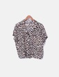 Camisa print animal Zara