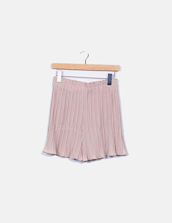 5228902da online falda baratas NoName Mini beige Faldas plisada Sfx0v ...