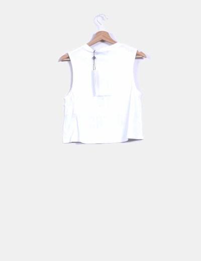 Camiseta blanca la to las vegas
