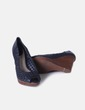 Chaussure avec coin de bois Oysho