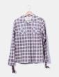 Camisa de cuadros Maison Scotch