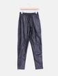 Pantalones polipiel negros MINKPINK