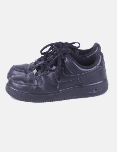 Deportivas Nike Air force 1 negro