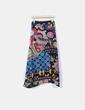 Maxi multicolored printed skirt Desigual
