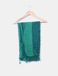 Foulard drapeado verde NoName