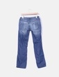 Jeans claro corte recto  Benetton