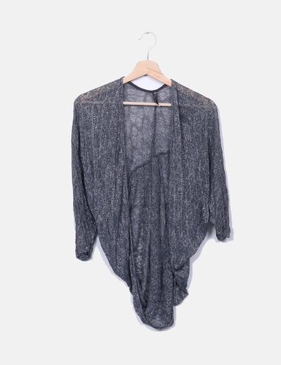 Cardigans paillettes tricot Bershka