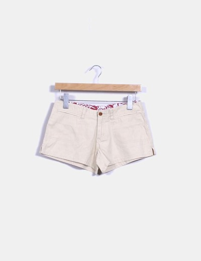 Short beige Green Coast