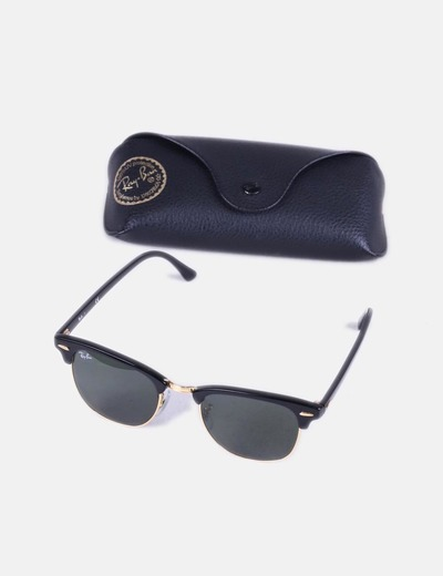 Ray Ban Lunettes de soleil rayban clubmaster (réduction 60%) - Micolet 229b7b2b7756