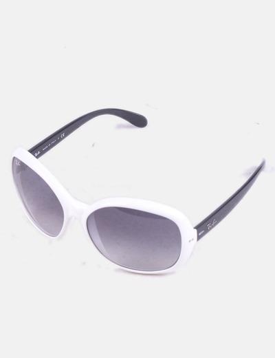 cb743274bbffb Ray Ban Gafas de sol blancas (descuento 81%) - Micolet