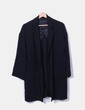 Blazer esmoquin negro Zara