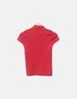Camiseta roja manga corta Bimba&Lola