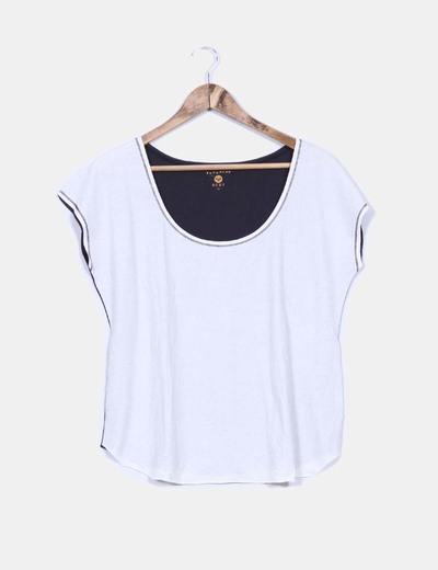 Camiseta bicolor Roxy