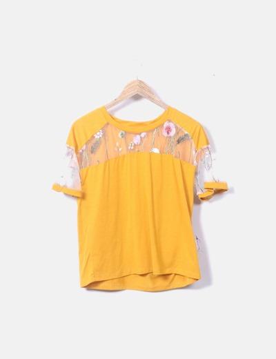 Da Donna Top T shirt Shein 8ONn0wkXP