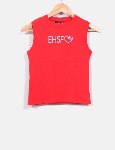 Camiseta sin mangas EHSF
