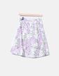 Falda midi estampado floral Fórmula Joven