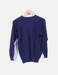 Jersey tricot azul marino NoName