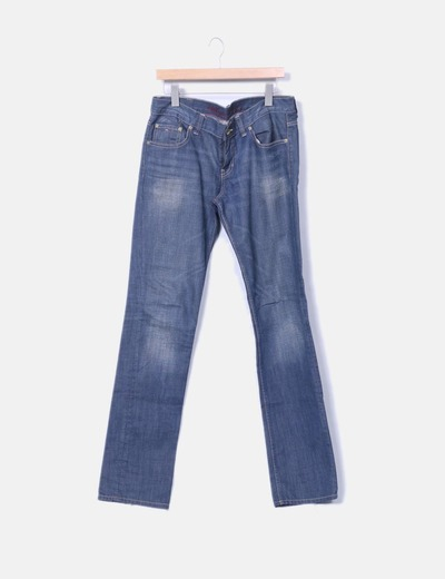 Jean denim recto Hilfiger Denim