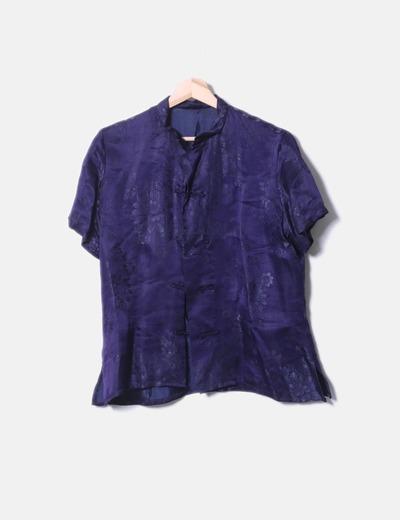 Camisa estilo japonesa NoName