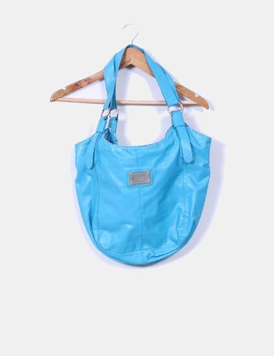 Bolso azul NoName