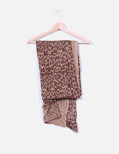 Bufanda animal print NoName