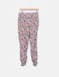 Pantalon ample à fleurs LA :HEARTS