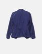Blazer azul marino Zara