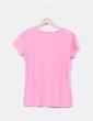 Camiseta rosa print Levi's