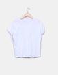 Camiseta gris XO Stradivarius