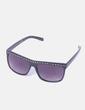 Gafas de sol negras detalle strass NoName